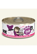 Weruva bff 5.5 oz Cat Can Tuna &  Tilapia Twosome 24/CS