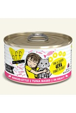 Weruva bff 3 oz Cat Can Tuna & Chicken  4 Eva 24/CS