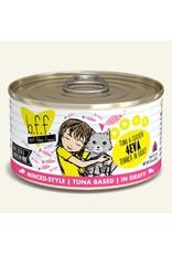 Weruva bff 5.5 oz Cat Can Tuna &  Chicken 4 Eva 24/CS