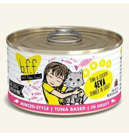 Weruva bff 5.5 oz Cat Can Tuna &  Chicken 4 Eva