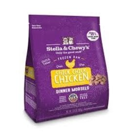 STELLA AND CHEWY'S SC Frzn Morsel Cat Chix 1.25#