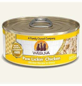 Weruva Weruva 5.5 oz Cat Can Paw Lickin Chicken 24/CS