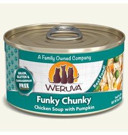 Weruva Weruva 5.5 oz Cat Can Funky Chunky 24/CS