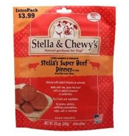 STELLA AND CHEWY'S SC Frzn Stellas Beef 8.5oz