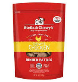 STELLA AND CHEWY'S SC Frzn Chewys Chicken 6#
