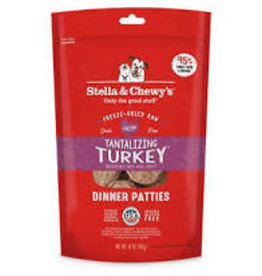 STELLA AND CHEWY'S SC Frzn Stellas Turkey 6#