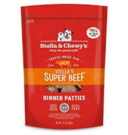 STELLA AND CHEWY'S SC Frzn Stellas Beef 6#