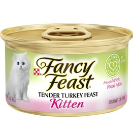 purina FF TURKEY KITTEN 3oz