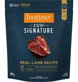 Natures Variety - Instinct 3# RAW FROZEN MEDALLIONS-LAMB