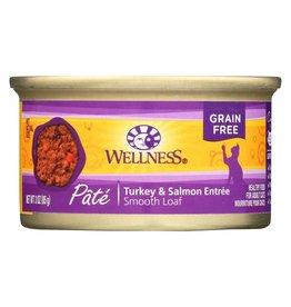 WELLPET LLC WLNS Turkey and Salmon 3oz