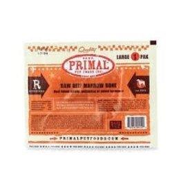 PRIMAL PET FOODS Primal raw beef marrow bone 1ct