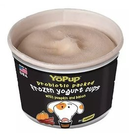 Yoghund FOR YOUR DOG-YOPUP BACON & PUMPKIN YOGURT 1CT
