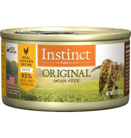 Natures Variety - Instinct NV INSTNCT CAN CAT CHK 3OZ