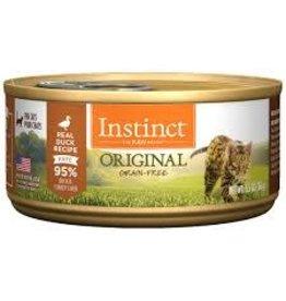 Natures Variety - Instinct NV INSTC DUCK CAT 5.5Z