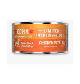 Koha KOHA Can Cat Chicken 3oz