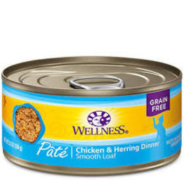 WELLPET LLC WLNS HERRING CAT 5.5OZ