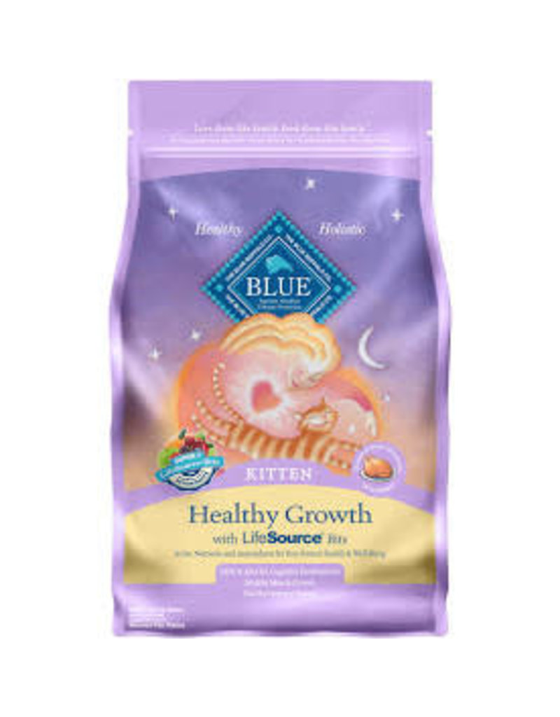 BLUE BUFFALO COMPANY Blue Buffalo 3# KITTEN