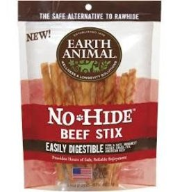 Earth Animal Earth No-Hide Bf Stix 10pk