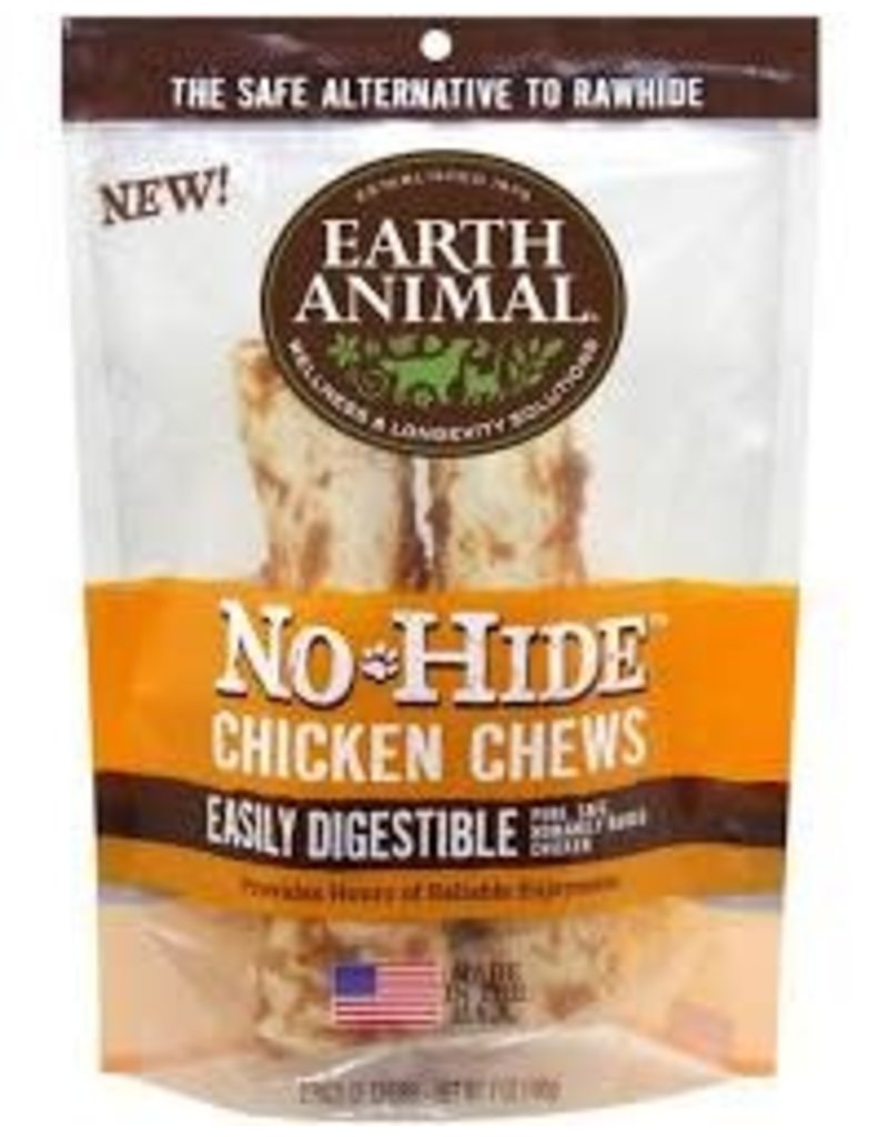 "Earth Animal Earth No-Hide Chk Chw 7"" 2pk"