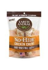 "Earth Animal Earth No-Hide Chk Chw 4"" 2pk"