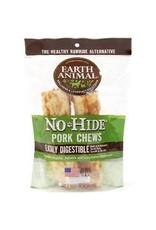 "Earth Animal Earth No-Hide Pork 7"" 2pk"