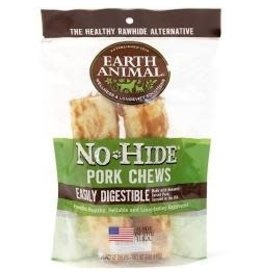 "Earth Animal Earth No-Hide Pork 7"" 2pk"