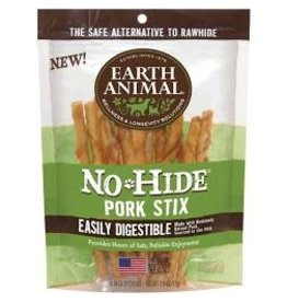 Earth Animal Earth No-Hide Pork Stix 10pk