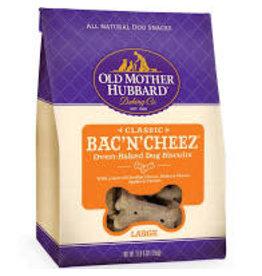 Old Mother Hubbard OMH 3 Lb 5 oz Dog Crunchy Classic lg Bac N Cheez EA