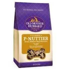 Old Mother Hubbard OMH 20 oz Dog Crunchy Classic Mini P Nuttier Bag EA