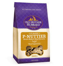Old Mother Hubbard OMH 20 oz Dog Crunchy Classic sm P Nuttier bisc Bag EA