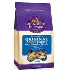 Old Mother Hubbard OMH 20 oz Dog Crunchy Classic Mini org bisc Bag EA