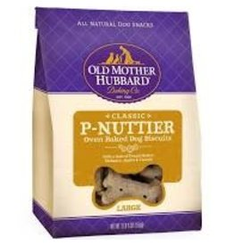 Old Mother Hubbard OMH 3 Lb 5 oz Dog Crunchy Classic lg P Nuttier bisc EA