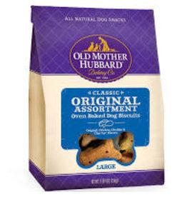 Old Mother Hubbard OMH 3 Lb 5 oz Dog Crunchy Classic lg asst bisc Bag EA