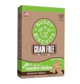 CLOUDSTR-WHITEBRIDGE PET Buddy Biscuits grain free roasted chicken 7oz
