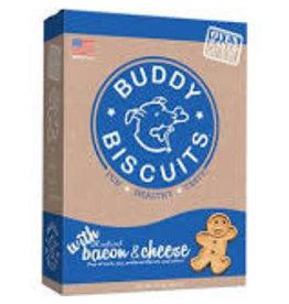 CLOUDSTR-WHITEBRIDGE PET Buddy Biscuits Bacon+Cheese 16oz.