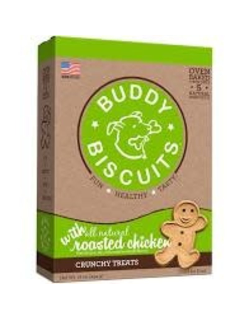 CLOUDSTR-WHITEBRIDGE PET Buddy Biscuits Roasted Chicken 16oz.