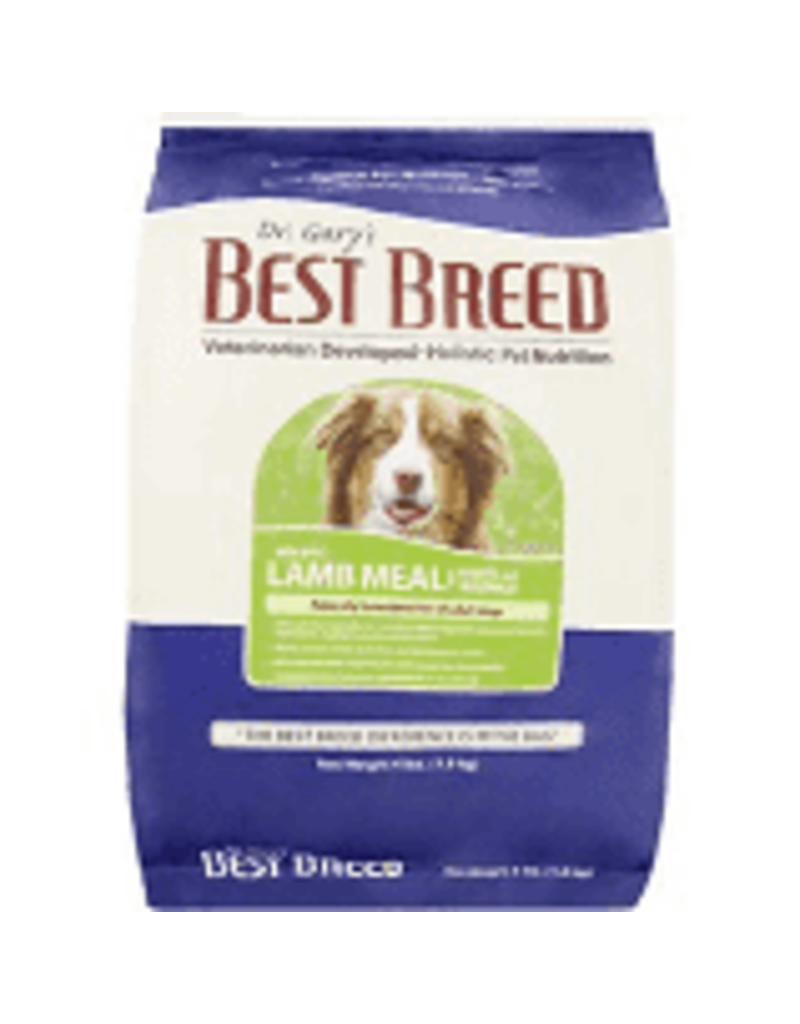 BEST BREED, INC. Best Breed 4 Lb Dog Lamb Meal w/ Fruit and Vegetables EA