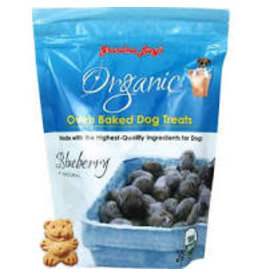 GRANDMA LUCY'S Grandma Lucy 14 oz Organic Baked Blueberry Treat EA