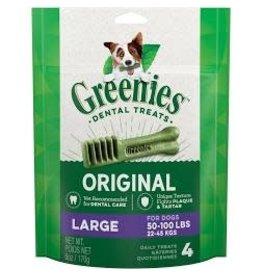 GREENIES/NUTRO MINI TREAT-PAK LARGE 6 OZ
