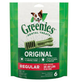 GREENIES/NUTRO 6OZ MINI TREAT PACK-REGULAR