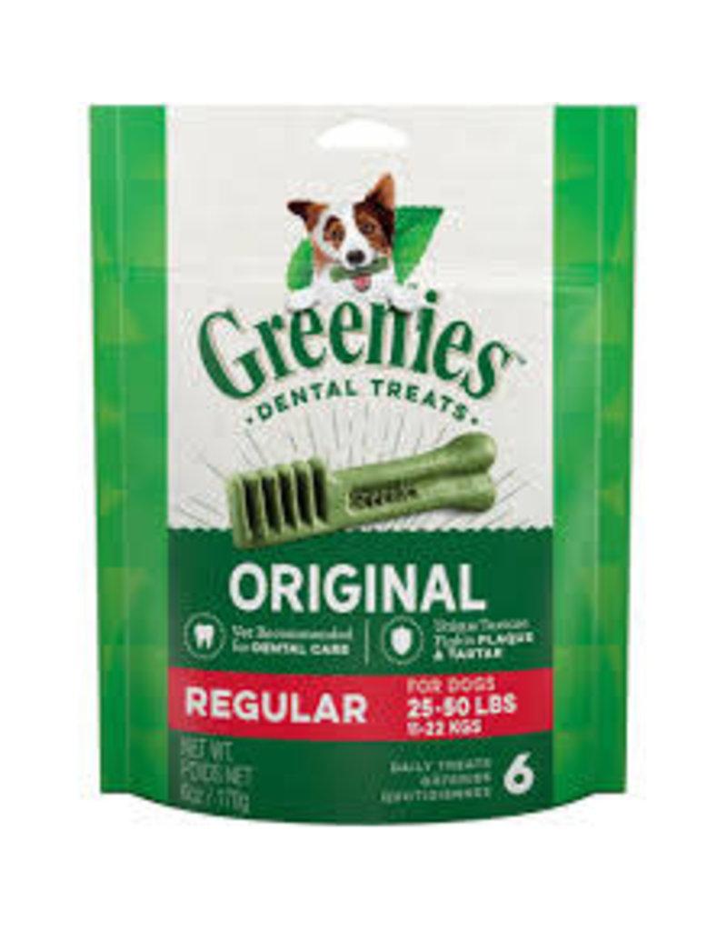 GREENIES/NUTRO 6OZ MINI TREAT PACK-REGULAR