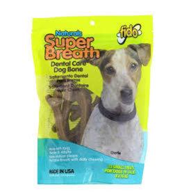 Fido Fido 13 pk Dog sm Super Breath Bones EA