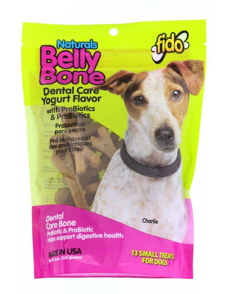 Fido Fido 13 pk Dog sm Belly Bones EA
