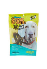 Fido Fido 8 pk Dog med Super Breath Bones EA