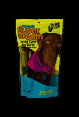 Fido Fido 4 pk Dog lg Super Breath Bones EA