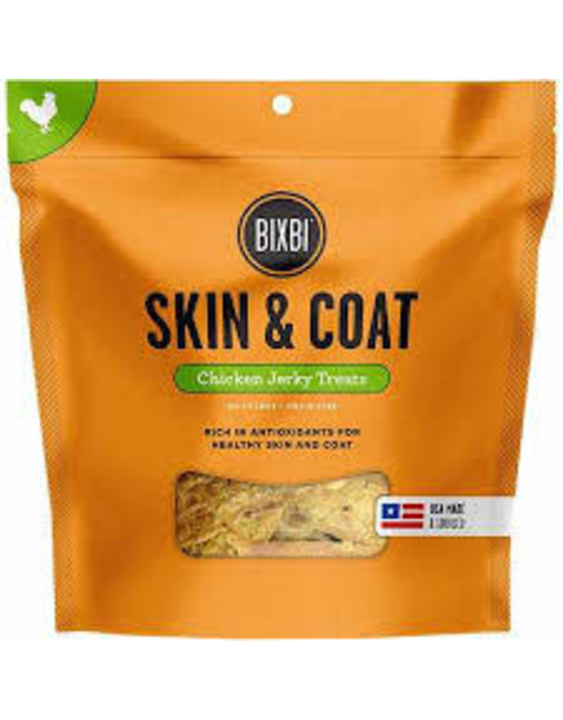 Bixbi BX Skin&Coat Chix Jerky 15oz