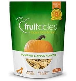 Fruitables Fruitables 7 oz Dog Pumpkin & Apple Treat EA
