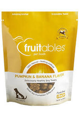 Fruitables Fruitables 7 oz Dog Pumpkin & Banana Treat EA