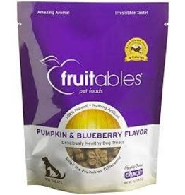 Fruitables Fruitables 7 oz Dog Pumpkin & Blueberry Treat EA