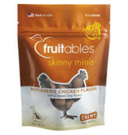 Fruitables Fruitables 5 oz Dog Rotisserie Chicken Skinny Minis Treat EA